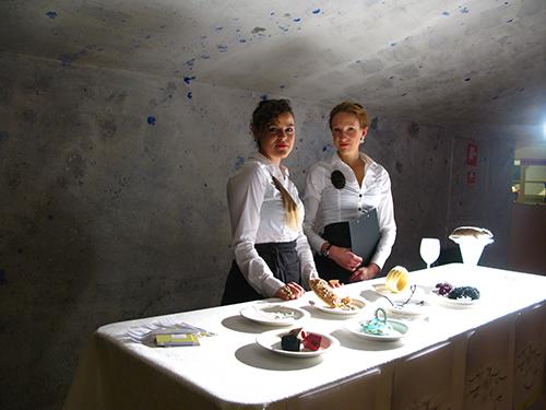 Sanna Svedestedt, Karin Roy Andersson, jewellery, jewellery project, jewellery art, contemporary jewellery, umeå, jazzfestivalen 2011